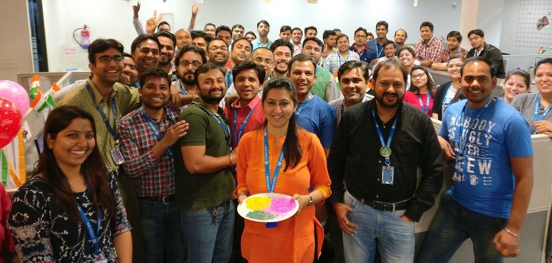 Ideas to Celebrate Holi at Office