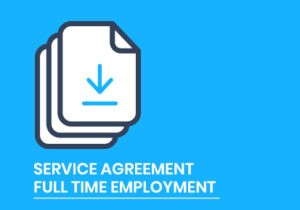 SERVICE-AGREEMENT---FULL-TIME-EMPLOYMENT