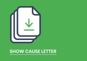 SHOW-CAUSE-LETTER