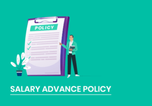 salary-advance-policy