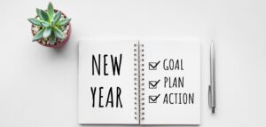 New year HR Goals