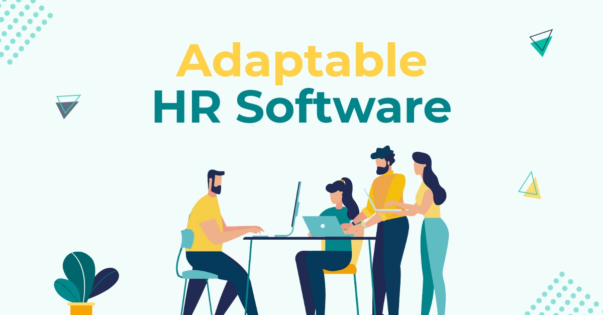 Adaptable HR Software